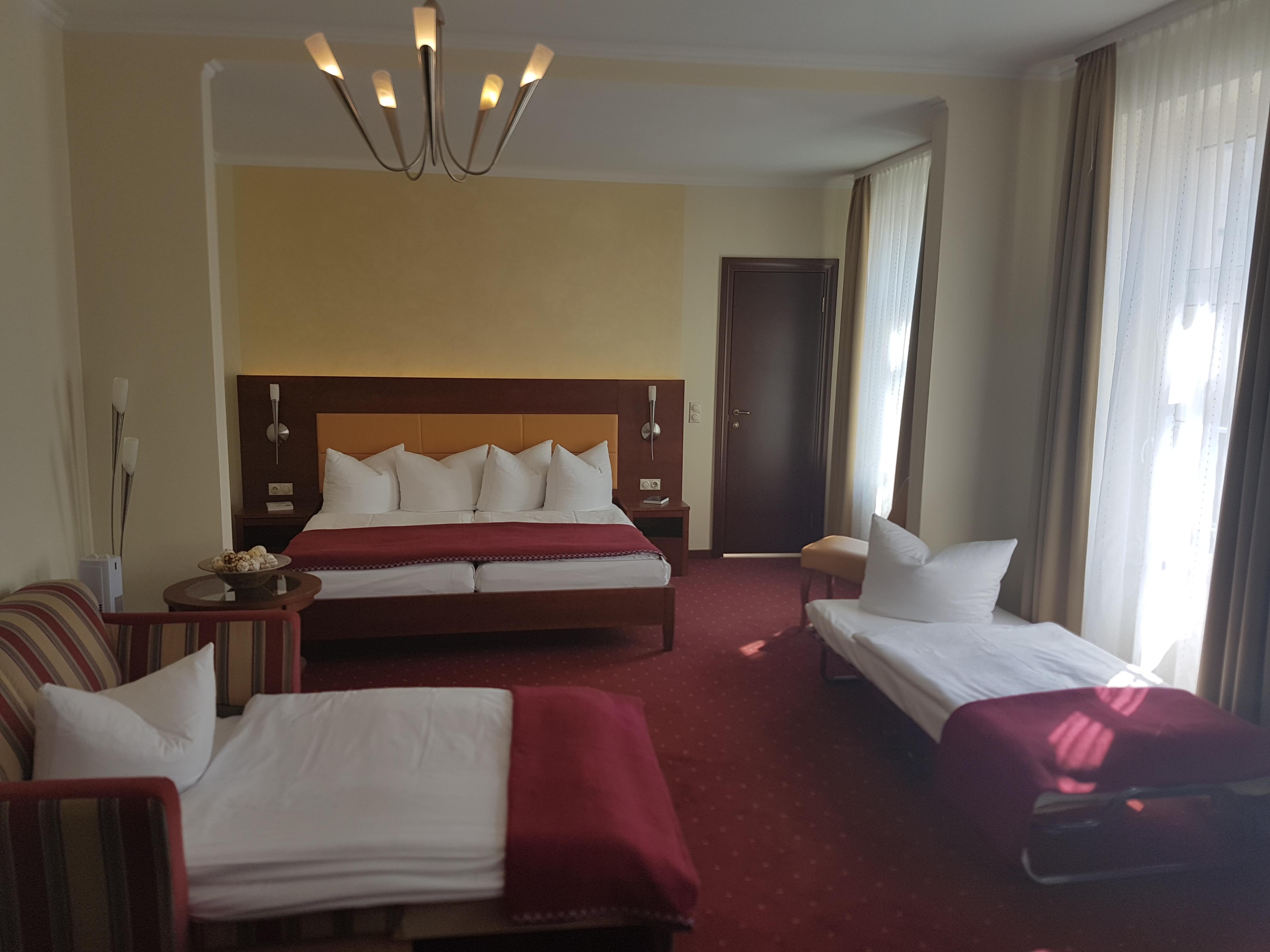 Familienzimmer | Arena City Hotel